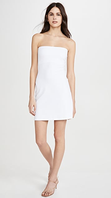Susana Monaco Strapless Tube Dress