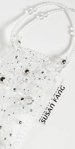 Susan Fang - Bubble Flower XL Phone Bag