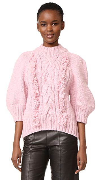 Spencer Vladimir The Rose Sweater