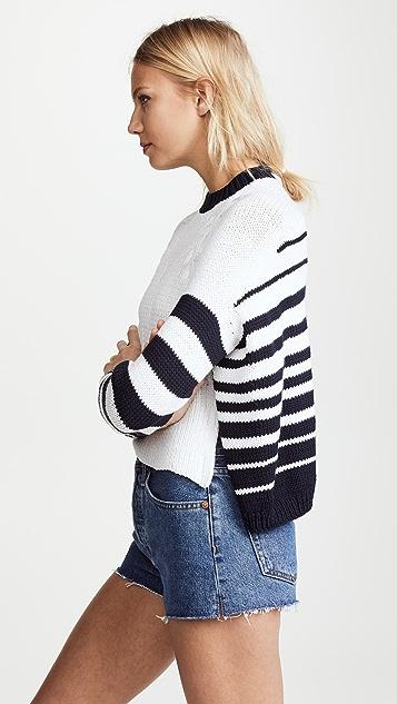 Spencer Vladimir Central Park Stripe Knit
