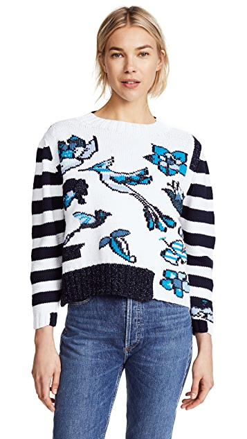 Spencer Vladimir Bluebird Sweater