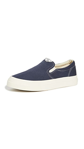S.W.C Stepney Workers Club Lister Slip On Sneakers