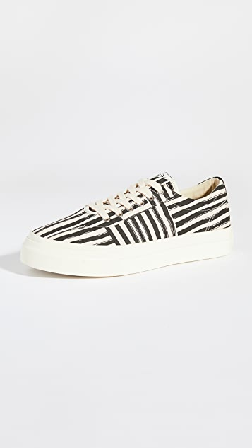 S.W.C Stepney Workers Club Dellow Sneakers