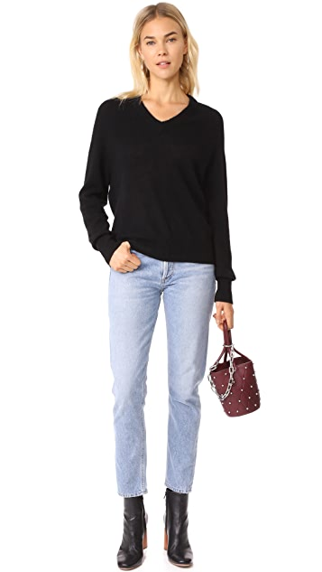 360 SWEATER Danielle Cashmere Sweater