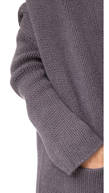 360 SWEATER Bellany Cashmere Cardigan