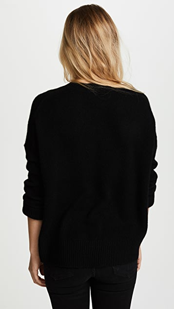 360 SWEATER Rhen Cashmere Sweater