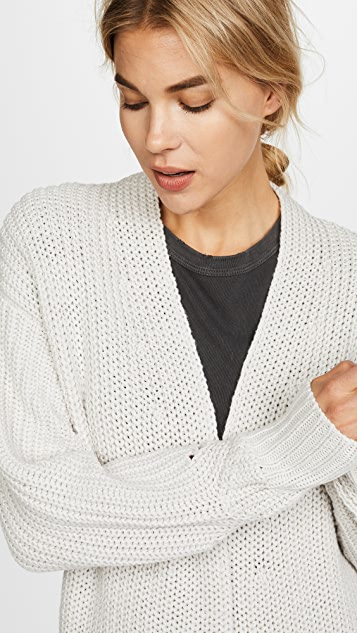 360 SWEATER Tina Cardigan