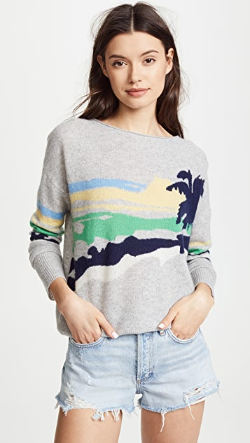 360 SWEATER Sunny Cashmere Sweater