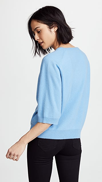 360 SWEATER Thalia Cashmere Sweater