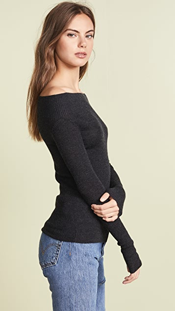 360 SWEATER Dorothy Cashmere Sweater