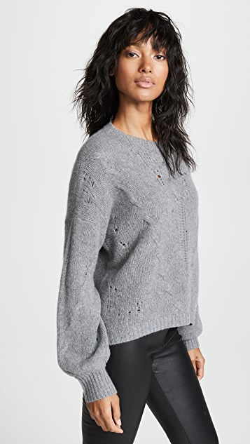 8dc41d26ff0d8 360 SWEATER Lea Cashmere Sweater | SHOPBOP