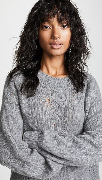 360 SWEATER Lea Cashmere Sweater