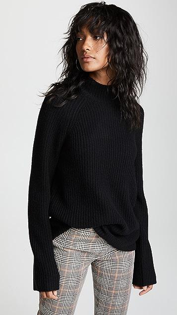 360 SWEATER Maye Cashmere Sweater