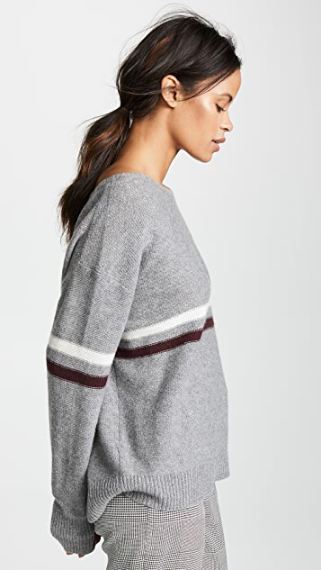 360 SWEATER Remington Cashmere Sweater