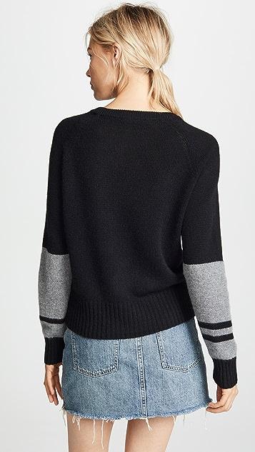 360 SWEATER Cashmere Lorina Sweater