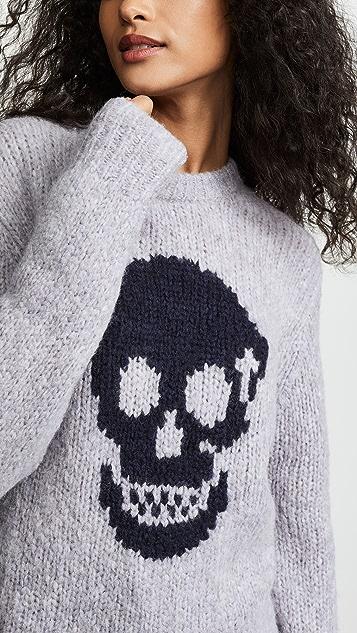 360 SWEATER Madonna Wool Sweater