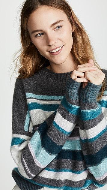360 SWEATER Jillian Cashmere Sweater