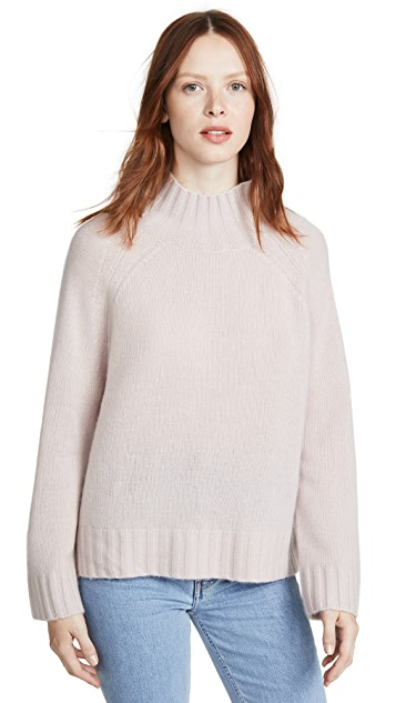 360 SWEATER Margaret 开司米羊绒毛衣