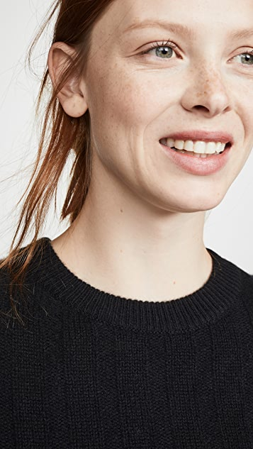 360 SWEATER Brooke 开司米羊绒针织衫