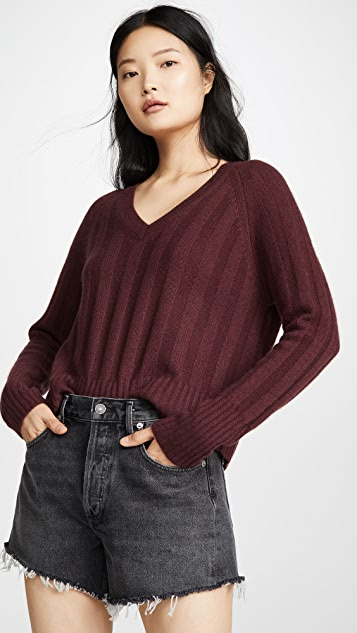 360 SWEATER Londyn Cashmere Sweater