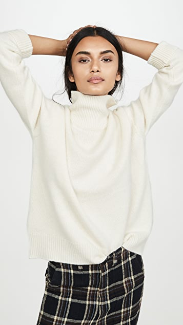 360 SWEATER Tasha Cashmere Sweater