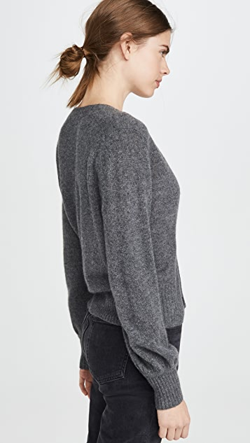 360 SWEATER Kendall Cashmere Cardigan