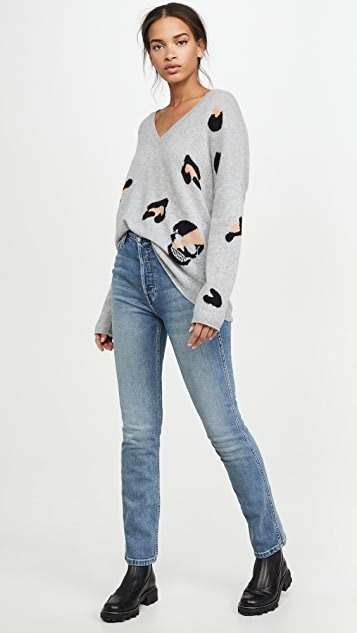 360 SWEATER Кашемировый свитер Heidi
