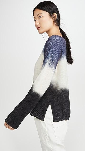 360 SWEATER Zane 开司米羊绒毛衣