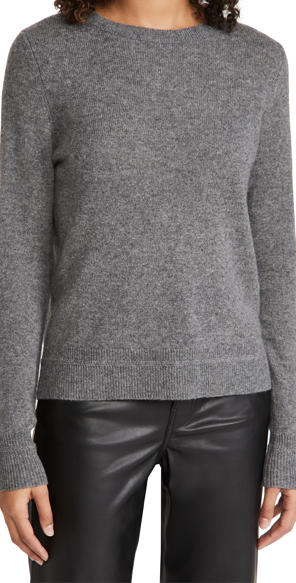 360 SWEATER Leila Cashmere Pullover