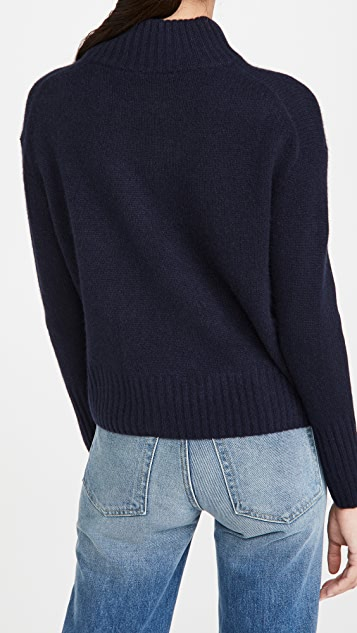 360 SWEATER Lyra Cashmere Pullover
