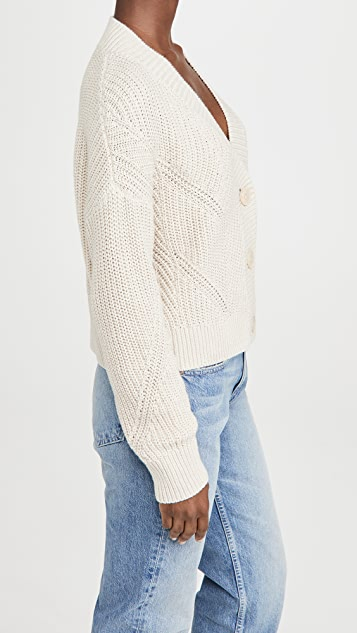 360 SWEATER Lisette Cardigan