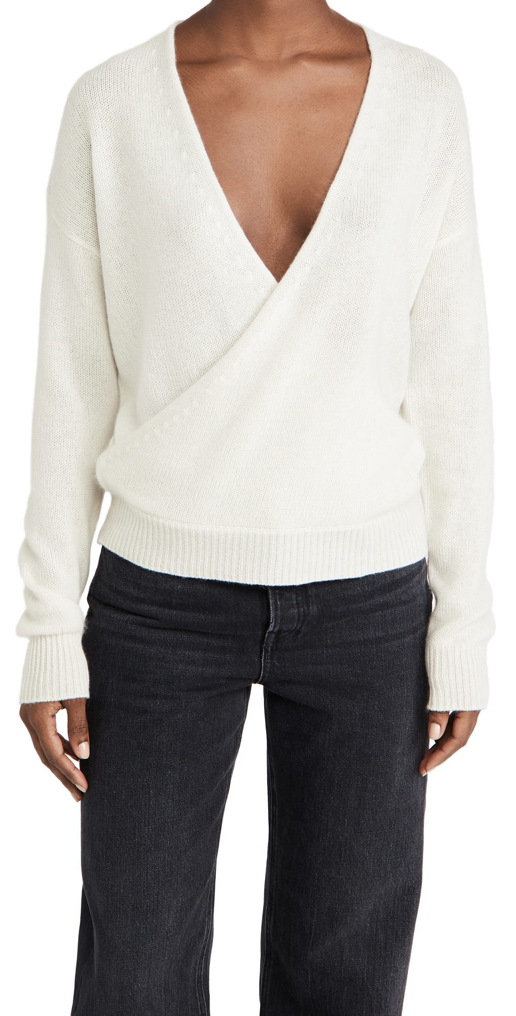 360 SWEATER Cassian Cashmere Sweater