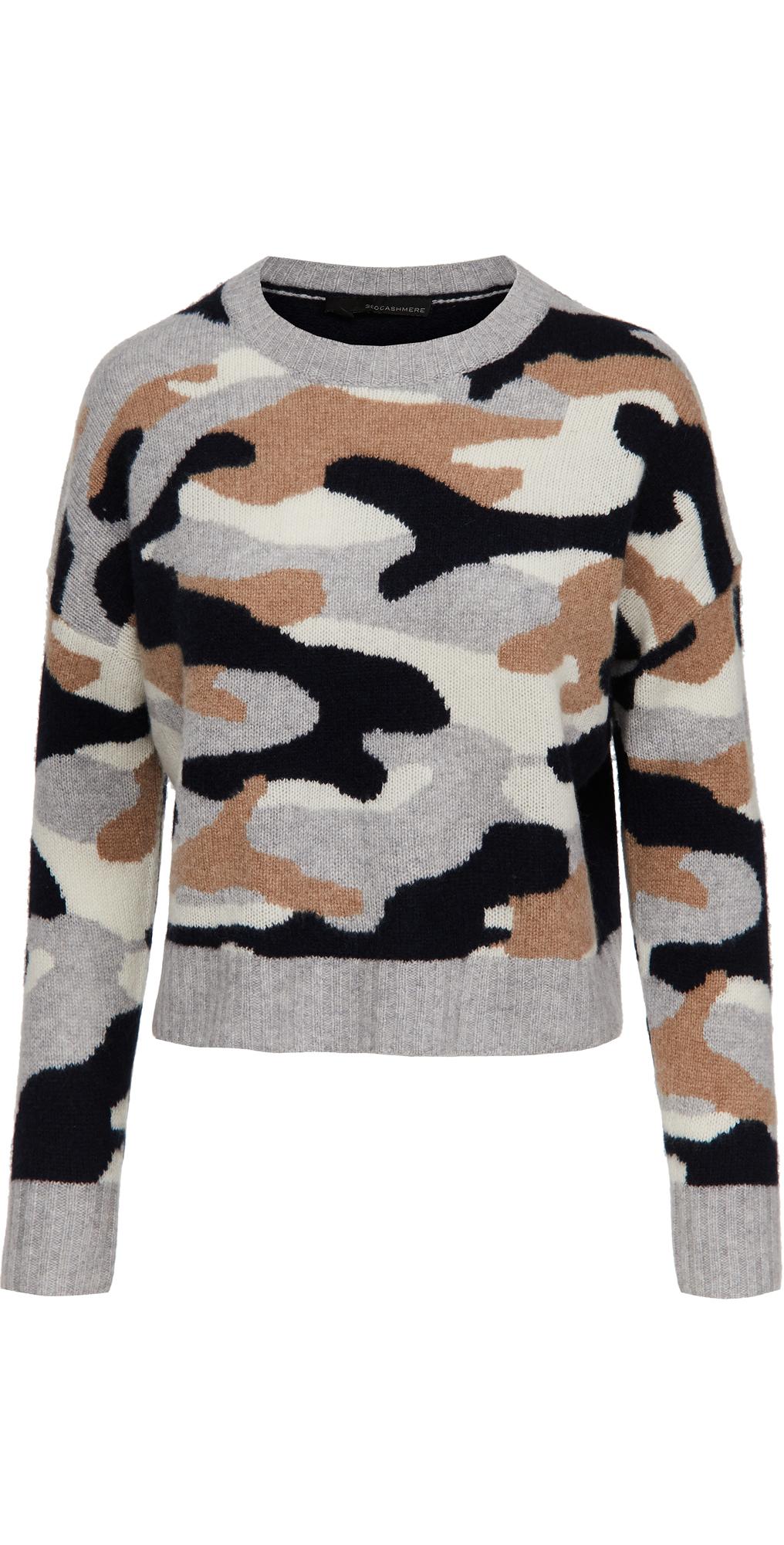 360 SWEATER Kris Cashmere Sweater