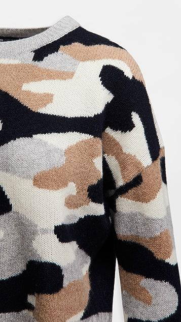 360 SWEATER Kris 开司米羊绒毛衣
