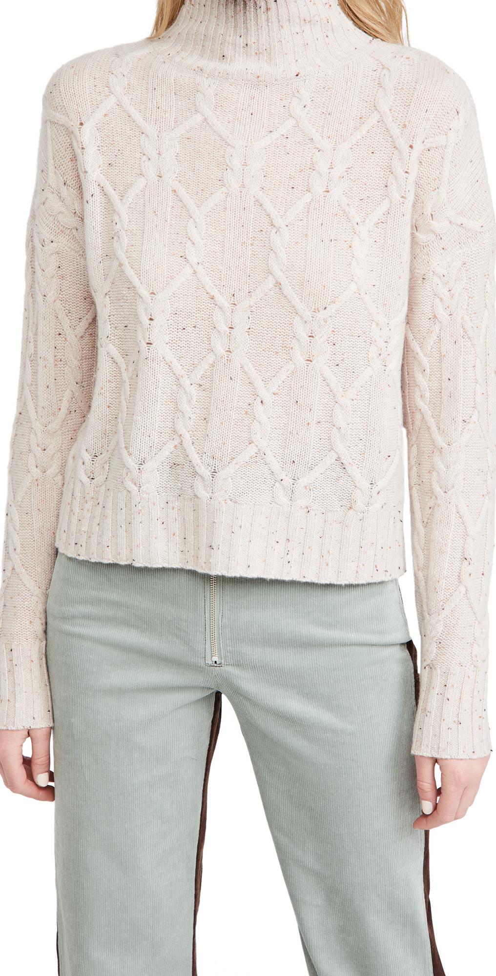 360 SWEATER Miriam Cashmere Sweater