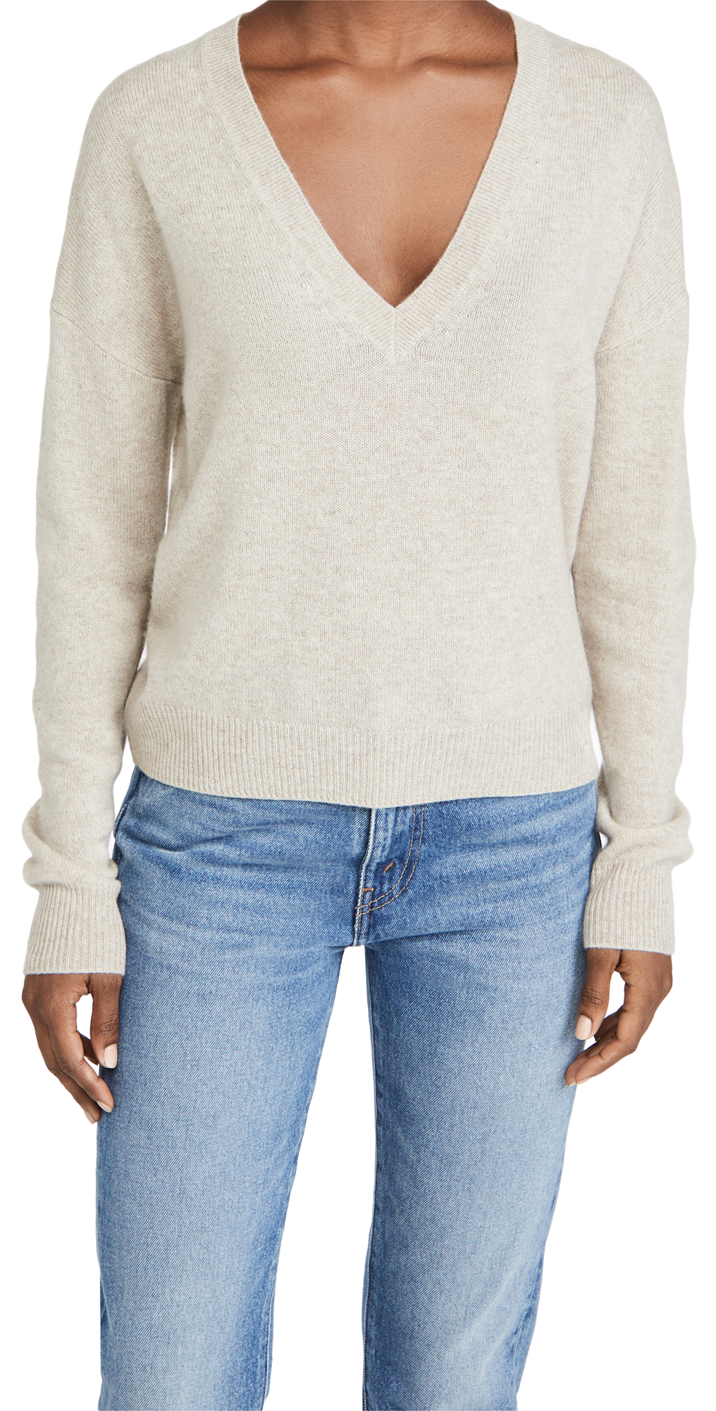 360 SWEATER Alexandria Cashmere Sweater