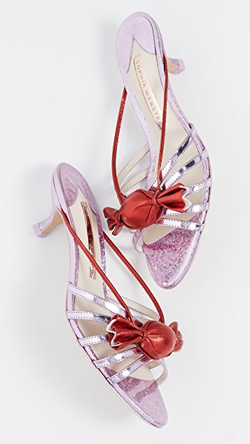 Sophia Webster Bonbon Mules