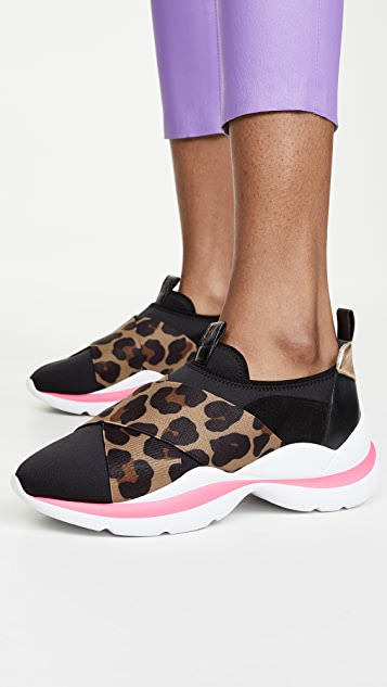 Sophia Webster Wavy Sneakers