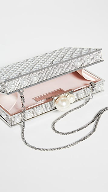 Sophia Webster Clara Crystal Box Bag