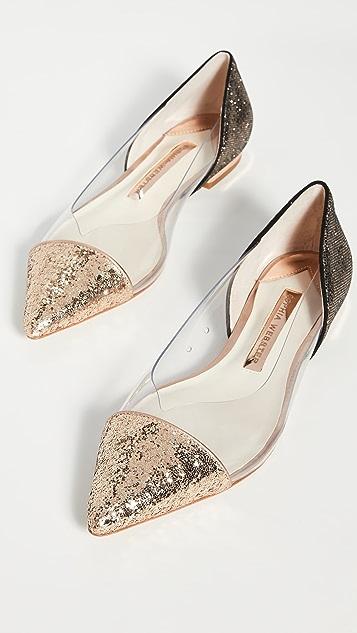 Sophia Webster Обувь на плоской подошве Daria