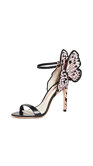 Sophia Webster Chiara Embroidery Sandals