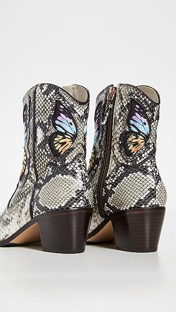 Sophia Webster Shelby 牛仔靴