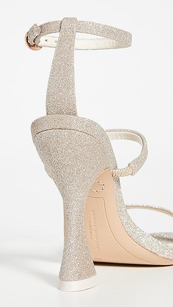 Sophia Webster Rosalind Hourglass 凉鞋