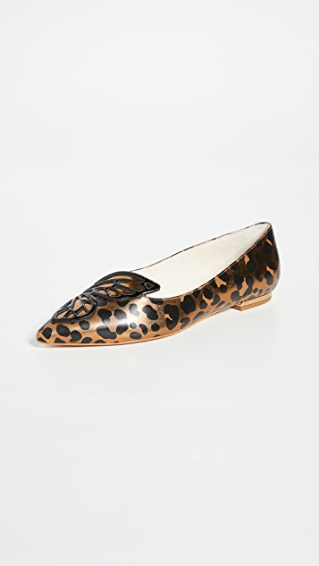 Sophia Webster Butterfly Flats