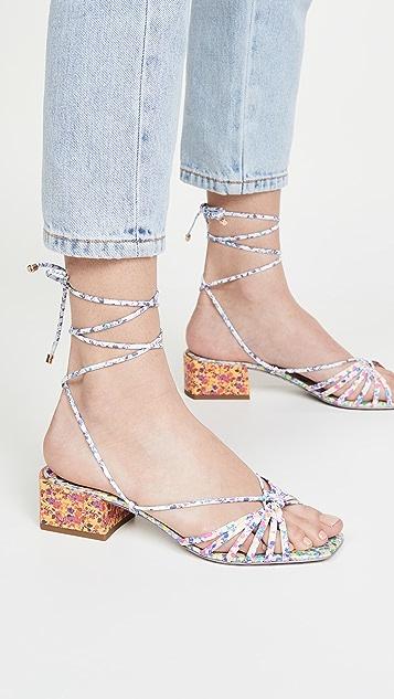 Sophia Webster Laurellie 低跟凉鞋
