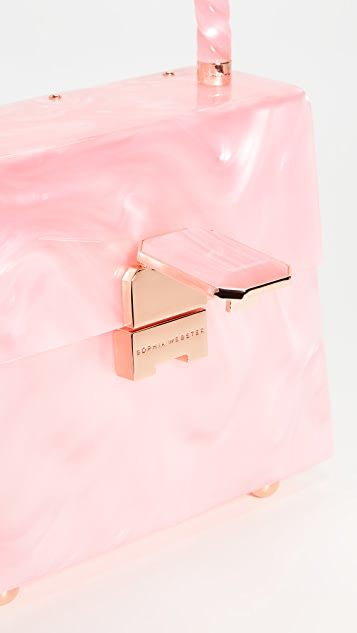 Sophia Webster Patti Top Handle Bag