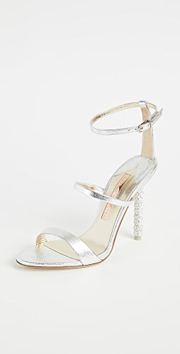 Sophia Webster - 105mm Rosalind Crystal Sandals