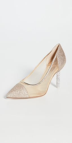 Sophia Webster - Jasmine Crystal Mid Pumps
