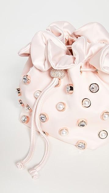 Sophia Webster Emmie Crystal Shoulder Bag