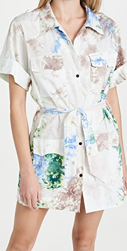 SWF - Utilitarian Mini Dress